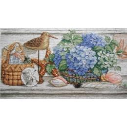 Морской декор - Classic Design - набор для вышивки крестом
