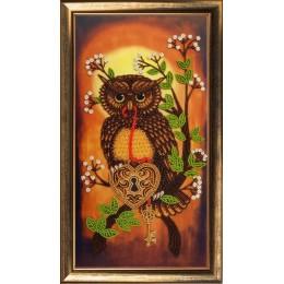 Набор для вышивки бисером - Butterfly - №536 Ключ мудрости