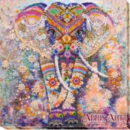 Набор для вышивки бисером - Абрис Арт - АВ-587 Чудо Индии