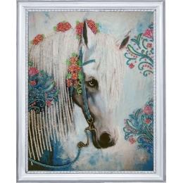 Набор для вышивки бисером - Butterfly - Красавица