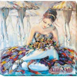 Набор для вышивки бисером - Абрис Арт - После премьеры АВ-656