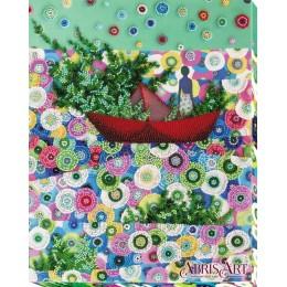 Набор для вышивки бисером - Абрис Арт - Весна идёт - весне дорогу!