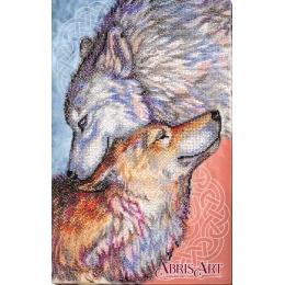 Нежности - Абрис Арт - набор для вышивки бисером