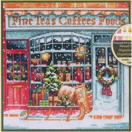 Coffee Shoppe - Dimensions - набор для вышивки крестом
