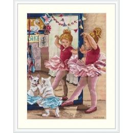 Балерина - ТМ Мережка - набор вышивки крестом