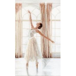 Набор для вышивки крестом - LETISTITCH - LETI 906 Балерина