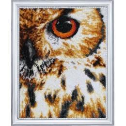 Набор для вышивки бисером - Butterfly - №530 Око совы