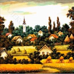 Авторский набор для вышивки бисером - Токарева А. - Родная сторона 51-4096-НР