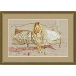 Набор для вышивки крестом - OlanTa - VN-020 Танцовщица