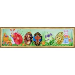 Набор для вышивки бисером - Картины бисером - Р-161 Пасхальная картинка