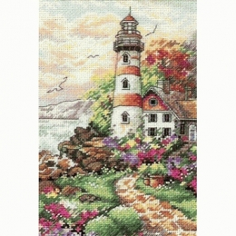 Набор для вышивки крестом - Dimensions - 06883 Полуденный маяк