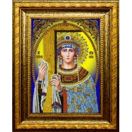 Икона Святая Елена - ТМ Вышиваем бисером - вышивка бисером икон