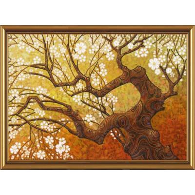 Весенний сад - Нова Слобода - набор вышивки бисером