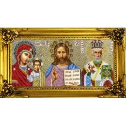 Икона Домашний чин - ТМ Вышиваем бисером - вышивка бисером икон