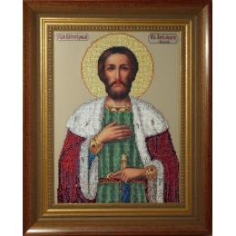 Вышивка бисером икон - Краса і Творчість - Икона Св. Александр