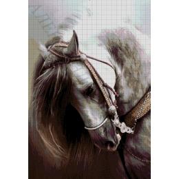 Авторский набор для вышивки бисером  - Токарева А. - Арабская звездочка 33-3082-НА