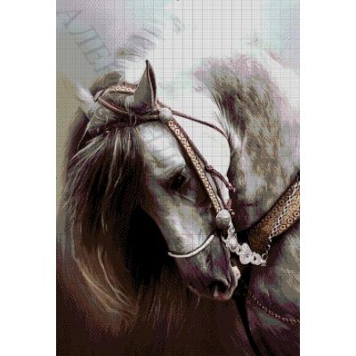 Арабская звездочка - Токарева А. - авторский набор для вышивки бисером