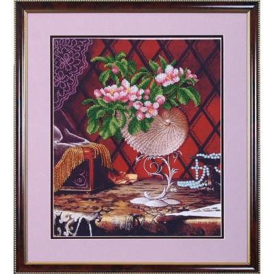 Дамский каприз - Магия канвы - набор вышивки бисером