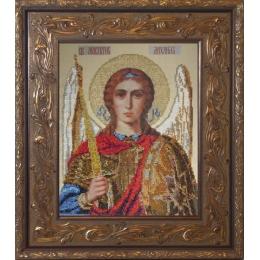 Икона Св. Михаил - Краса і Творчість - вышивка бисером икон