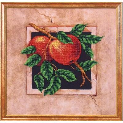 """Наш сад """"Яблоки"""" - Магия канвы - набор вышивки бисером"""