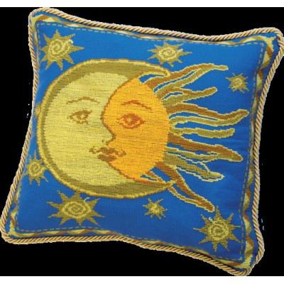 Набор вышивки крестом подушек - Чарівна мить - №396