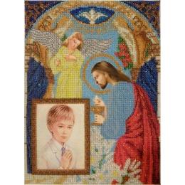 Первое причастие (для мальчика) - БС Солес - набор для вышивки бисером икон