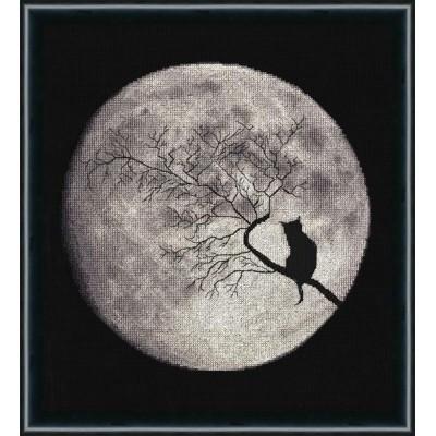 Лунная соната - Золотое руно - набор вышивки крестом