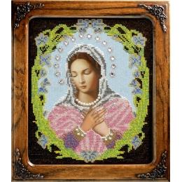 Икона Богородица Умиление - ТМ Вышиваем бисером - вышивка бисером икон