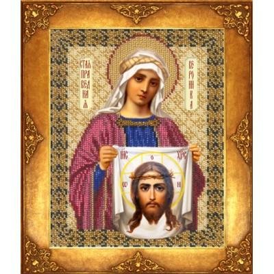 Икона Св. Вероника - Русская искусница - вышивка бисером икон