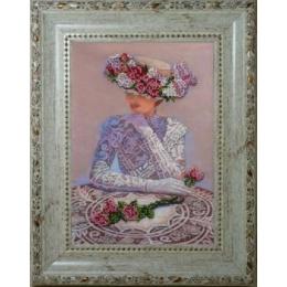 Набор для вышивки бисером - Краса і Творчість - 10210 Волнение