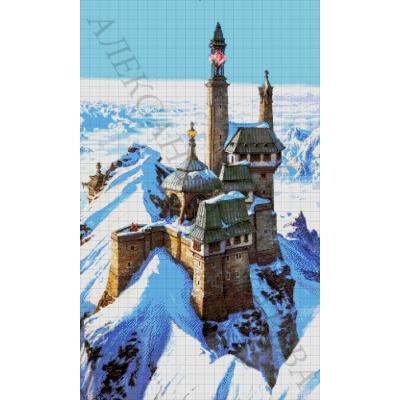Затерянный мир - Токарева А. - авторский набор вышивки бисером