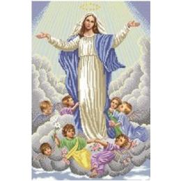Вознесение Девы Марии - БС Солес - набор для вышивки бисером икон