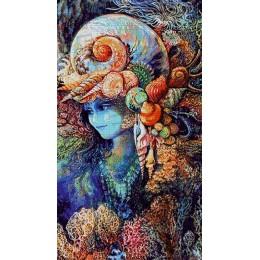 Авторский набор для вышивки бисером - Токарева А. - Владычица морская 56-3726-НВ